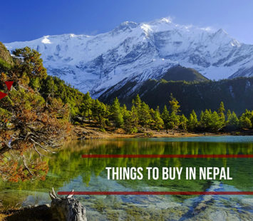 things to buy in nepal